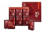 동원F&B의 홍삼 브랜드 천지인이 6년근 홍삼 농축액의 함량이 업계 최고 수준인 프리미엄 홍삼액 천지인 보력 홍삼을 출시했다