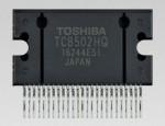 도시바가 스피커 단선의 원인인 출력오프셋전압을 감지하는 4-채널 전력 증폭기 IC인 TCB502HQ의 출시를 발표했다