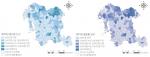 2010-2015 충남 읍면동 인구분포 변화(충남연구원 정책지도 제10호)