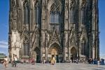 독일 쾰른대성당 전경