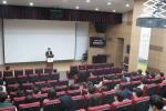 한국보건복지인력개발원이 2월 14일 4·5급 직원을 대상으로 성과관리향상교육을 실시하였다