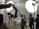 국가창업전략연구원이 88만원에 영상을 제작해주는 이벤트를 실시한다. 사진은 영상 제작을 위한 촬영 현장