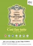 2017 오페라 유니버시아드 포스터