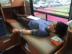 한국보건복지인력개발원이 사랑의 헌혈·헌혈증 기부행사를 실시했다