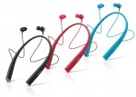 캔스톤어쿠스틱스가 1일 블루투스 넥밴드 이어폰 캔스톤 LX-3050 젤러시의 출시를 밝혔다