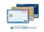 신한카드가 삼성, 롯데, CJ 등과 제휴를 통해 한류를 콘셉트로 한 인도네시아 1호 카드를 선보였다