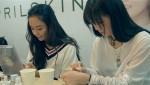 에이프릴스킨이 LEP 아카데미의 K-STYLE 체험 프로그램에 참여한 4명의 중국 연예인과 함께 1월 23일 뷰티클래스를 개최했다