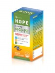 CJ제일제당의 눈 건강기능식품 전문 브랜드 H.O.P.E 아이시안이 눈 피로회복 기능성을 추가한 프리미엄 신제품 아이시안 듀얼액션을 출시했다