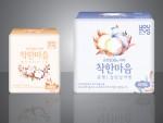 GS리테일은 10일 최저가격 고품질 생리대인 유어스착한마음을 출시한다