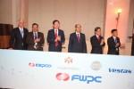 한국전력이 2월 13일 오전 11시 요르단 암만에서 요르단 푸제이즈 풍력발전소 착공식을 개최했다