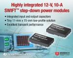 TI가 12V 10A DC/DC 스텝다운 전력 솔루션을 출시했다