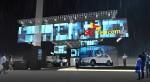 SK텔레콤이 스페인 바르셀로나에서 27일부터 나흘간 열리는 모바일 월드 콩그레스 2017에 참가해 New ICT 영역의 다양한 서비스를 대거 선보인다. 사진은 SK텔레콤 MWC 2017 부스 조감도