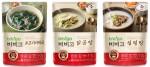 CJ제일제당은 20일 한국인이 즐겨먹는 국과 탕 메뉴를 기반으로 한 비비고 가정간편식 신제품 3종을 출시했다