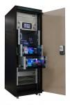 비디가 금융권 최초로 KB증권에 납품한 디바이스팜 장치(모델명 TDF-24H1800)