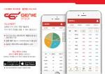 지니앤컴퍼니가 개발한 지니스탁 앱