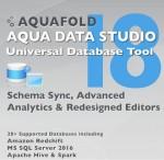 아쿠아폴드가 아쿠아 데이터 스튜디오 18을 출시했다