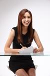 인비절라인 모델 김민아 아나운서