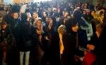 2017 실크로드 코리아-이란 문화축제 이틀째 경주시홍보관과 한류테마파크 부스 앞 관광객들