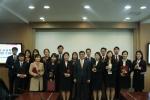 한국보건복지인력개발원이 상반기 신입 직원 25명에 임명장을 수여했다