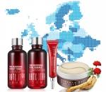 아미코스메틱의 기술인 인삼열매 아위버섯 발효액을 함유하는 화장료 조성물에 대한 유럽 특허 등록이 결정되었다