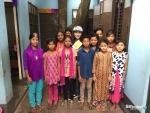 배우·연출가 린다전이 함께하는 사랑밭과 방글라데시 해외봉사에 나섰다