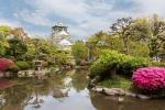 오사카성 전경