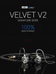 사운드캣이 이어소닉스 신제품 벨벳2 이어폰을 출시했다