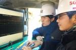 KT는 2018년 평창동계올림픽대회에서 성공적인 5G 시범서비스를 선보이기 위해 광화문에 이어 평창, 강릉, 서울 주요 지역에서도 5G 필드 테스트에 성공 했다고 밝혔다