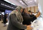 LG전자가 6일부터 8일까지 제주국제컨벤션센터에서 LG 이노페스트를 열고 올해 전략 제품 100여 종을 선보였다