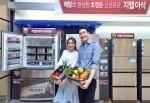삼성 지펠아삭 김치냉장고가 고객들에게 큰 사랑을 받으며 사계절 내내 판매 고공행진을 하고 있다
