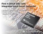 텍사스 인스트루먼트는 업계 선도적인 정밀도 성능을 제공하며 전력 공급 장치 설계를 간편하게 하는 디지털-아날로그 컨버터 제품을 출시한다