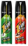 바퀴나 개미 등을 박멸하는 CIK 제품도 에어로졸을 포함해 다양한 제형으로 공급하기 시작했다