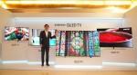 삼성전자는 21일 서울 역삼동 라움 아트센터에서 삼성QLED TV 미디어데이를 개최하고 초프리미엄 제품인 QLED TV와 프리미엄 UHD TV 제품군을 소개했다