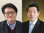 이과대학 물리학과 장성호 교수(왼쪽)와 의학전문대학원 한동욱 교수(오른쪽)가 한국차세대과학기술한림원의 창립 회원으로 선정됐다
