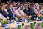 IGCF 2017 행사장의 아랍에미리트 최고위원회 위원이자 샤르자 통치자인 셰이크 술탄 빈 모하메드 알 카시미(사진: ME NewsWire)