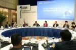 한화그룹이 중국 하이난성 충하이시의 보아오에서 개최된 보아오포럼에 4년 연속 참가하면서 최근 어려워진 우리나라와 중국과의 관계 속에서도 활발한 민간 경제외교활동을 펼쳤다