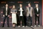 넷플릭스는 오리지널 시리즈 마블 아이언 피스트의 공개를 기념해 주연 배우 및 연출 책임자가 내한한 가운데 기자 간담회를 가졌다