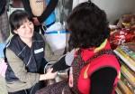 건국대학교병원이 30일 찾아가는 주민건강복지 지원사업의 일환으로 중곡4동 주민센터와 신성시장 상인들 대상 의료봉사 활동을 나섰다