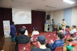 삼전종합사회복지관이 현대모비스 자원봉사단과 협력해 4월 22일 어르신 노래 한마당을 열었다