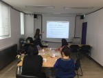 삼전종합사회복지관이 서울시어르신상담센터와 연계해 나눔이웃 정기교육을 진행했다