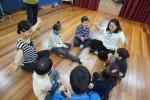 삼전주간보호시설이 초등학령기 발달장애아동을 위한 2017년 문화예술지원사업 무용 프로그램을 진행한다