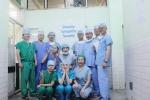인지클럽 미얀마 수술팀
