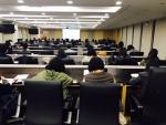 한국마이크로크레디트 신나는조합이 3월 30일 2017년 사회적기업 사업보고서 작성 설명회를 개최하였다