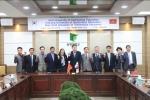 베트남 4개대 총장단이 동명대 방문해 빈기술교육대학교 학생교류협력 등을 협의했다