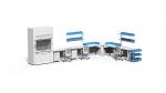 한국기계 휴코의 신제품 실험실용 배기기(흄후드 Fume Hood), 실험대, 실험실 악세서리