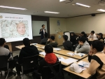 한국보건복지인력개발원 서울교육센터가 사회복무요원 대상 서민금융진흥원 금융특강을 실시했다