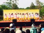 청소년 동아리 무대 공연