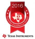텍사스 인스트루먼트가 올해의 최우수 공급업체 상수상 업체로 16개 협력사를 선정했다