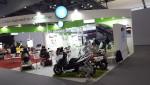 서울모터쇼 eMobility ICT 융합지원센터 부스