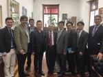 CMS 이충국 대표 일행이 3월 30일 멕시코 교육부의 초청으로 멕시코 교육부를 직접 방문해 강연했다